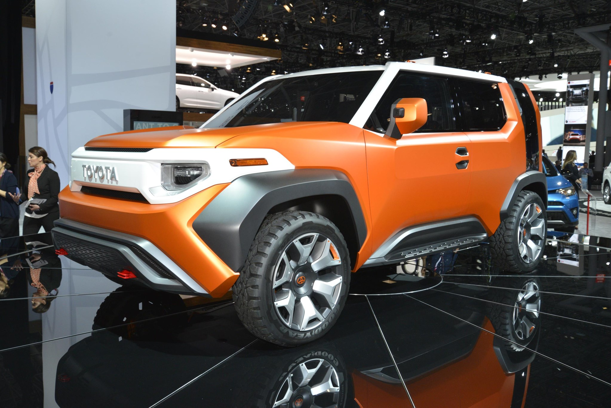 Toyota Ft 4X >> Toyota Ft 4x The Casualcore Soft Roader For Millennials