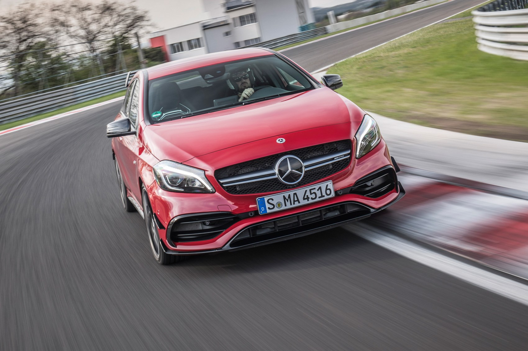 Mercedes Amg A45 2017 Review Car Magazine Is A Preview Of Bentley Mg B Wiring Diagrams Dog Breeds Picture