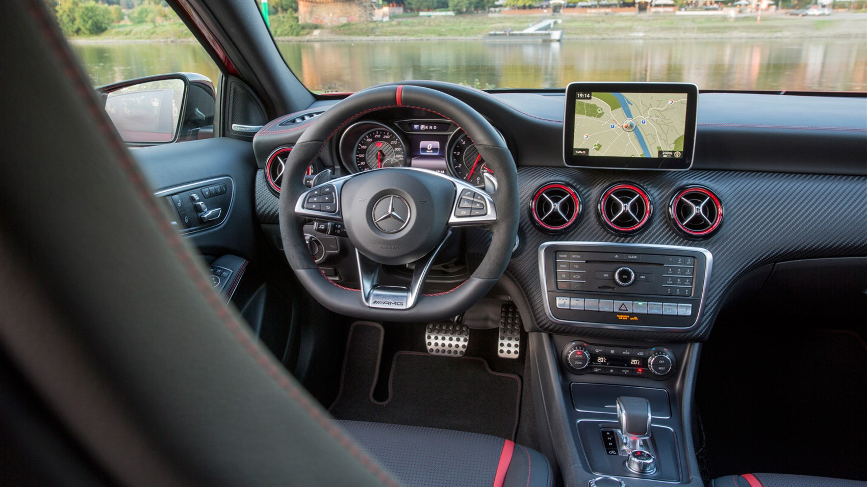 Mercedes Benz Amg >> Mercedes-AMG A45 (2017) review | CAR Magazine