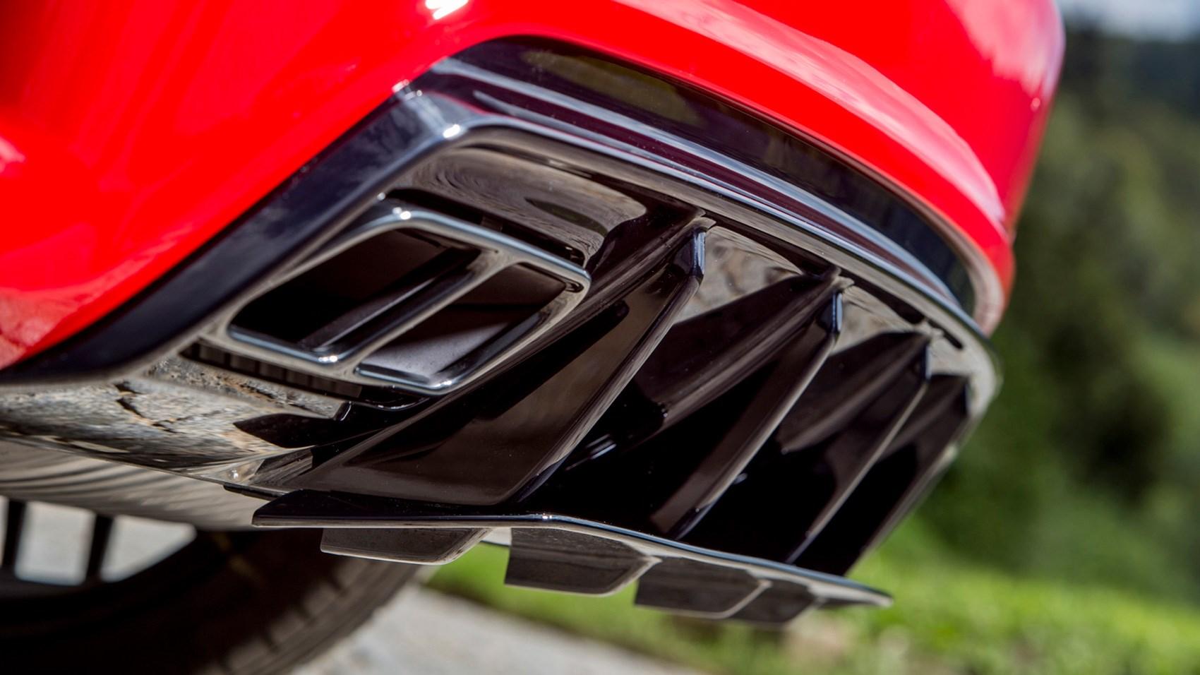 Mercedes Amg A45 2017 Review Car Magazine