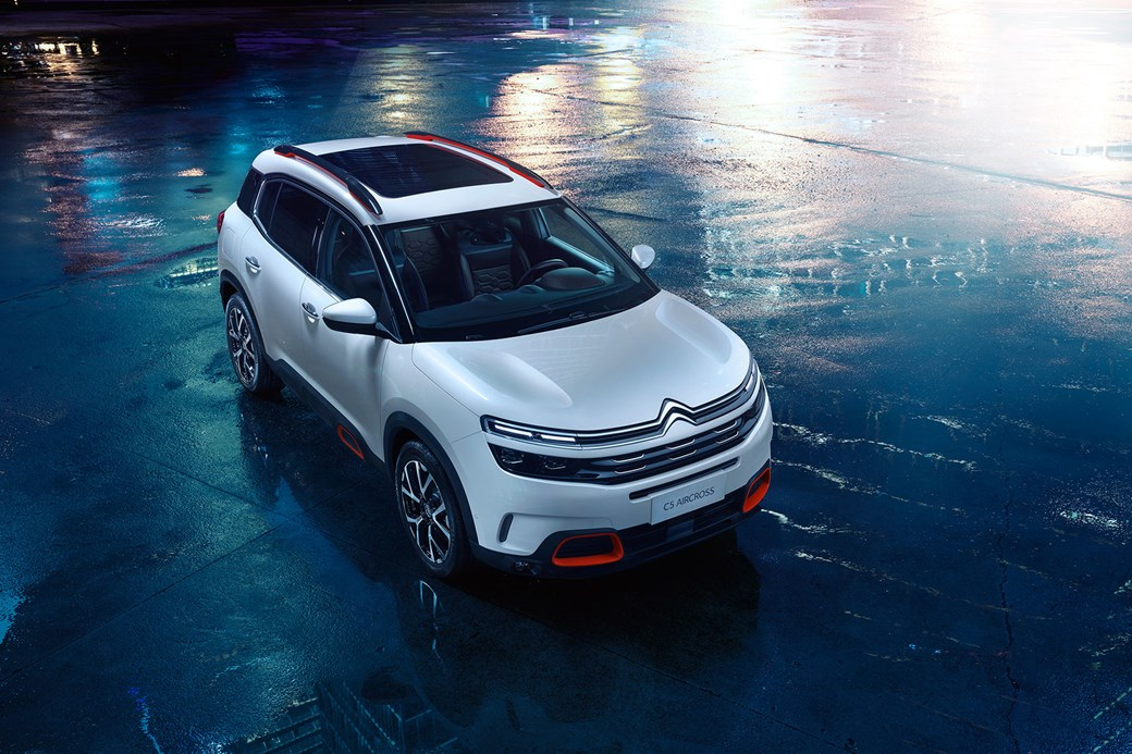 Citroen S New Wave Hatchback And Large Car To Follow Suvs Says