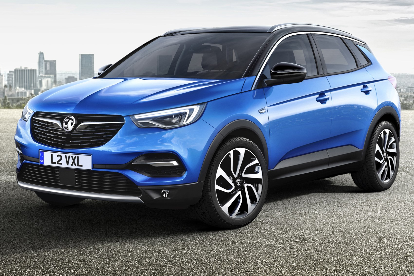 Vauxhall Grandland X revealed as GM's new mid-size SUV