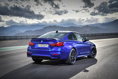 The new 2017 BMW M4 CS
