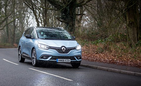 Renault Grand Scenic long-term test review: specs, prices and a fearless verdict
