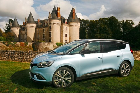 Renault Grand Scenic: top holiday transport