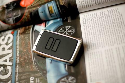 Renault Scenic key