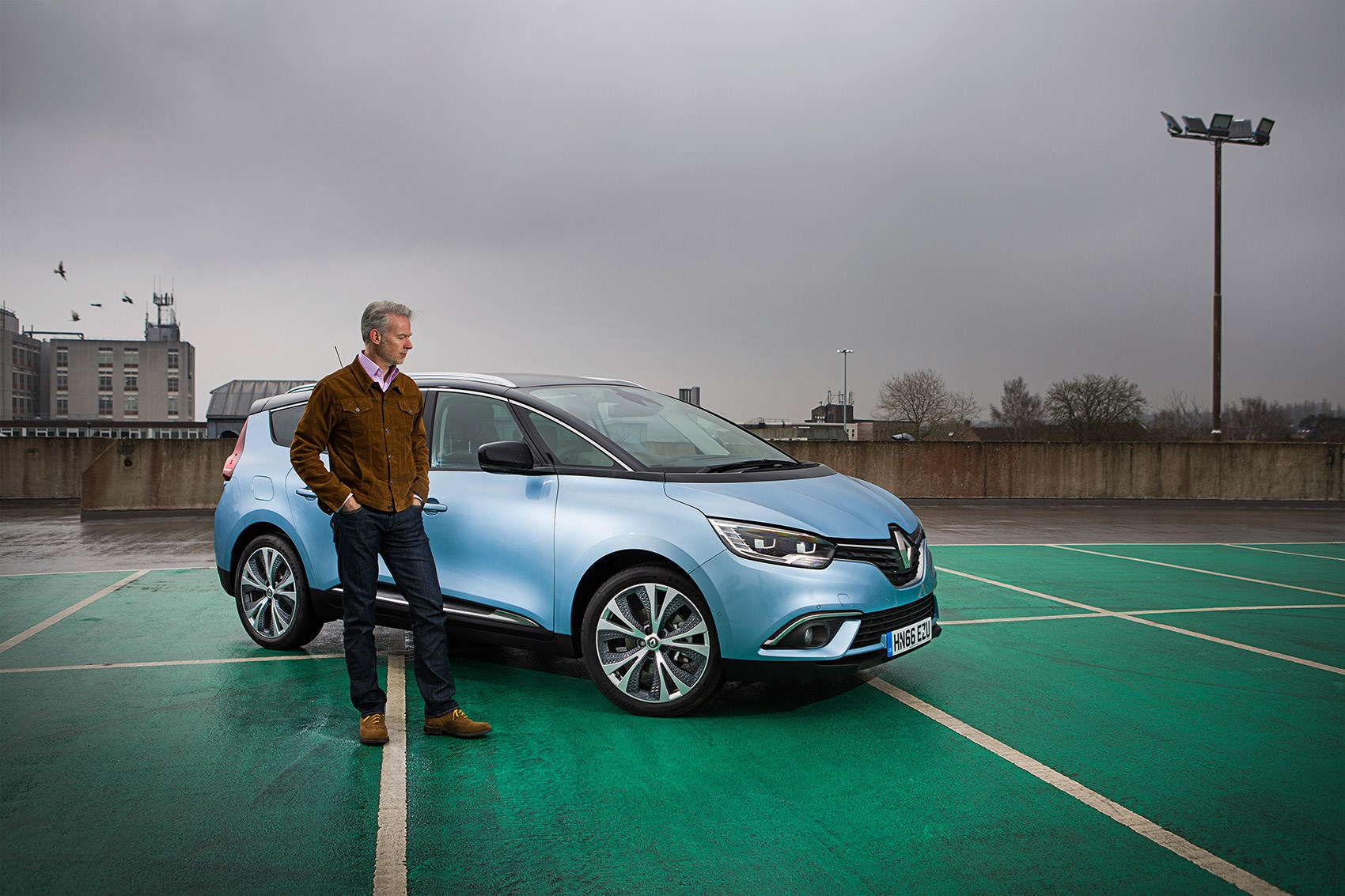 Renault Grand Scenic Mpv Long Term Test 2018 Review Car Magazine