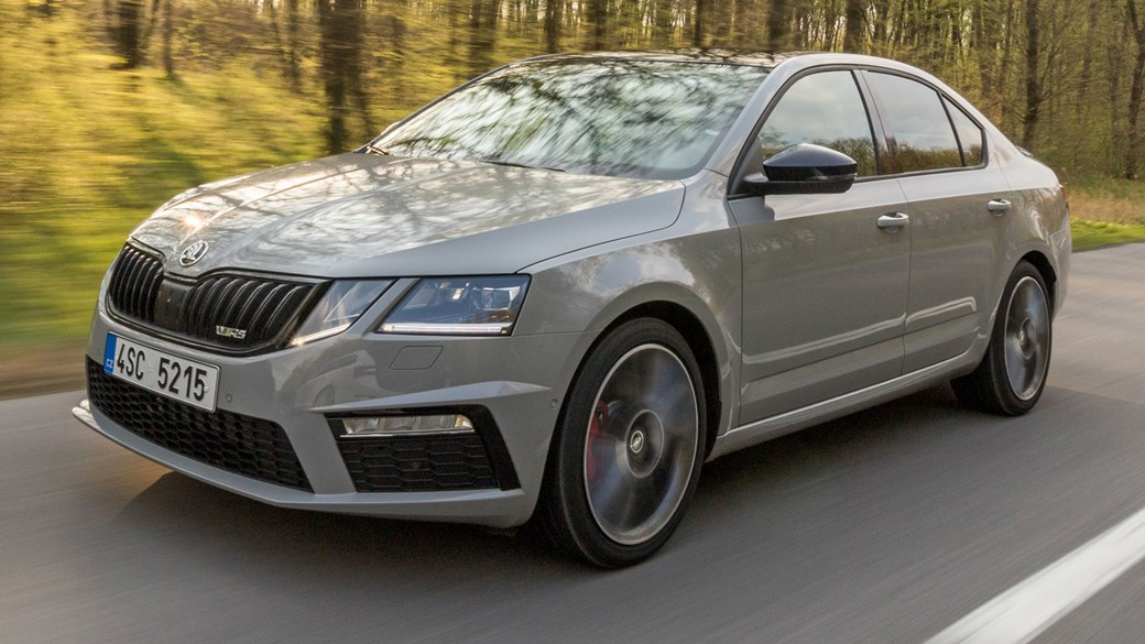 skoda octavia vrs (2017) review | car magazine