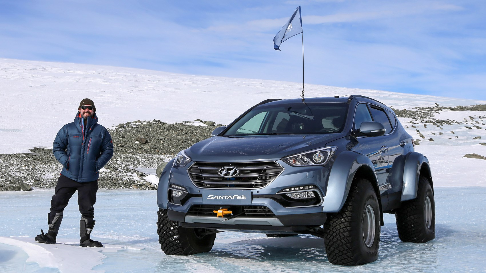 Hyundai Lease Deals >> Hyundai Santa Fe Shackleton Endurance (2017) review | CAR Magazine