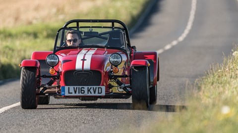 The Caterham Seven 310