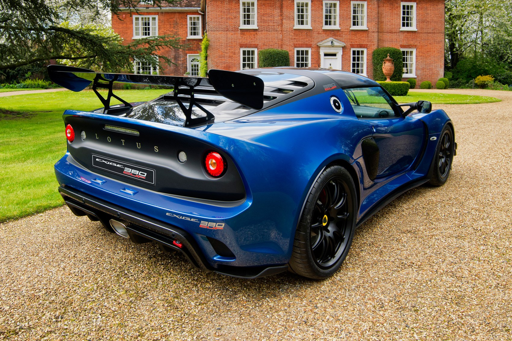 Lotus Exige Cup 380: The Fastest Road-going Exige Yet