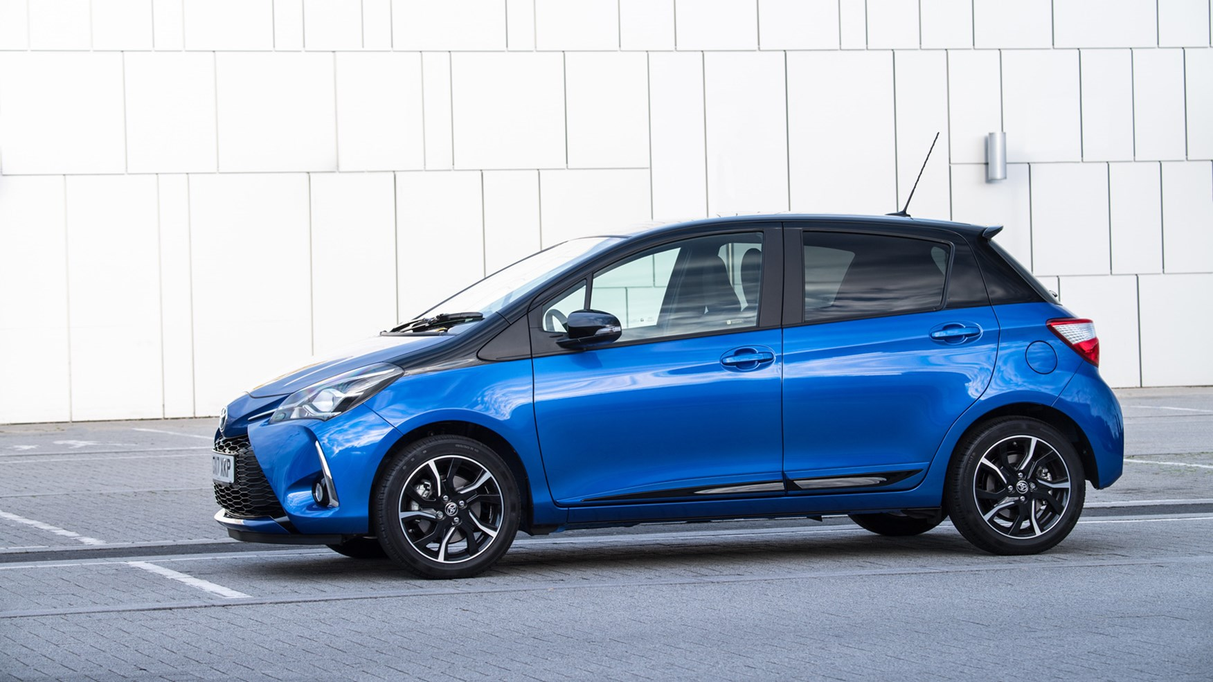 Toyota Vitz 2018 >> Toyota Yaris facelift (2017) review by CAR Magazine