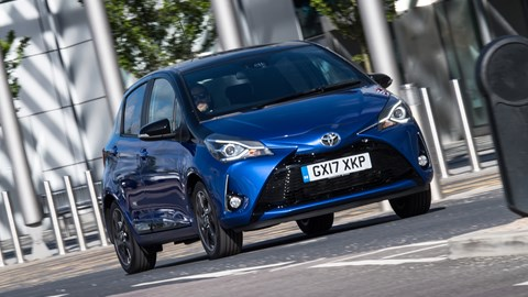 Toyota Yaris facelift (2017) review | CAR Magazine