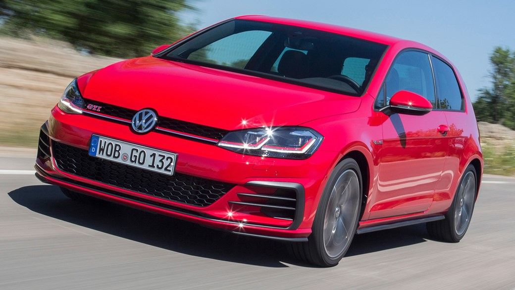Vw Golf Gti Performance 2017 >> Vw Golf Gti Performance Pack Mk7 Facelift 2017 Review By Car