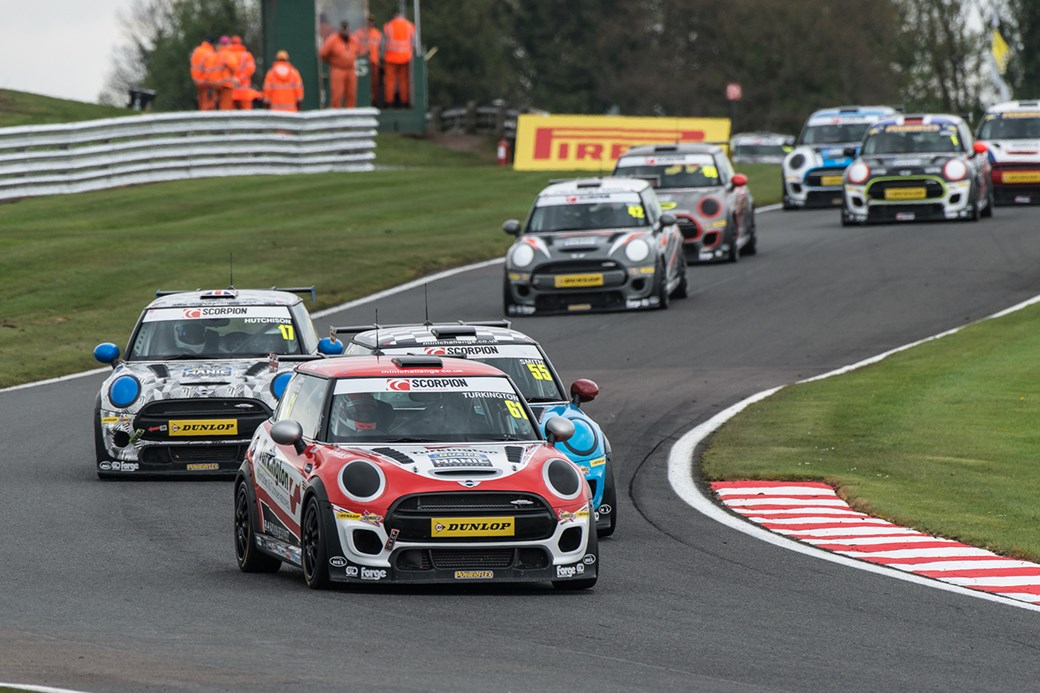 Minis on maximum attack – how it feels to race in the Mini JCW ...