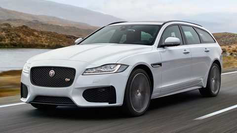 jaguar xf sportbrake revealed in full