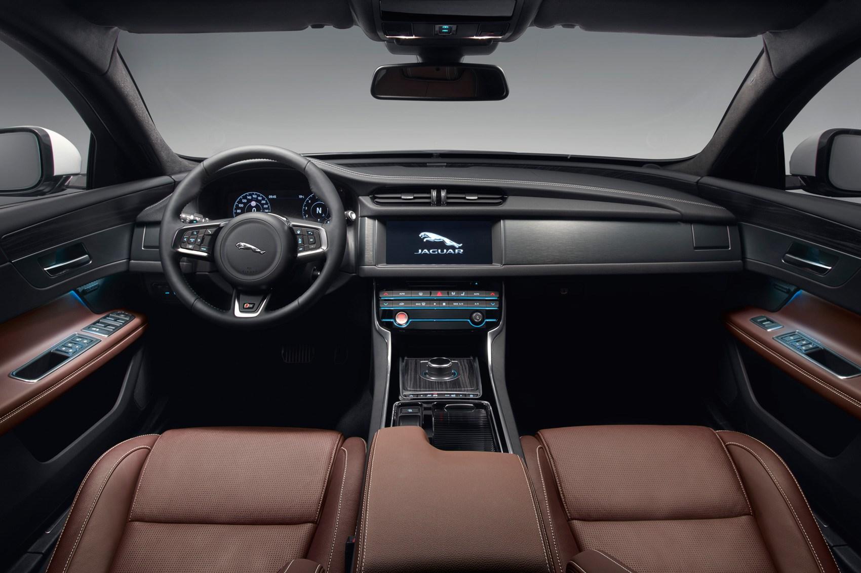 Jaguar XF Sportbrake revealed in full by CAR Magazine