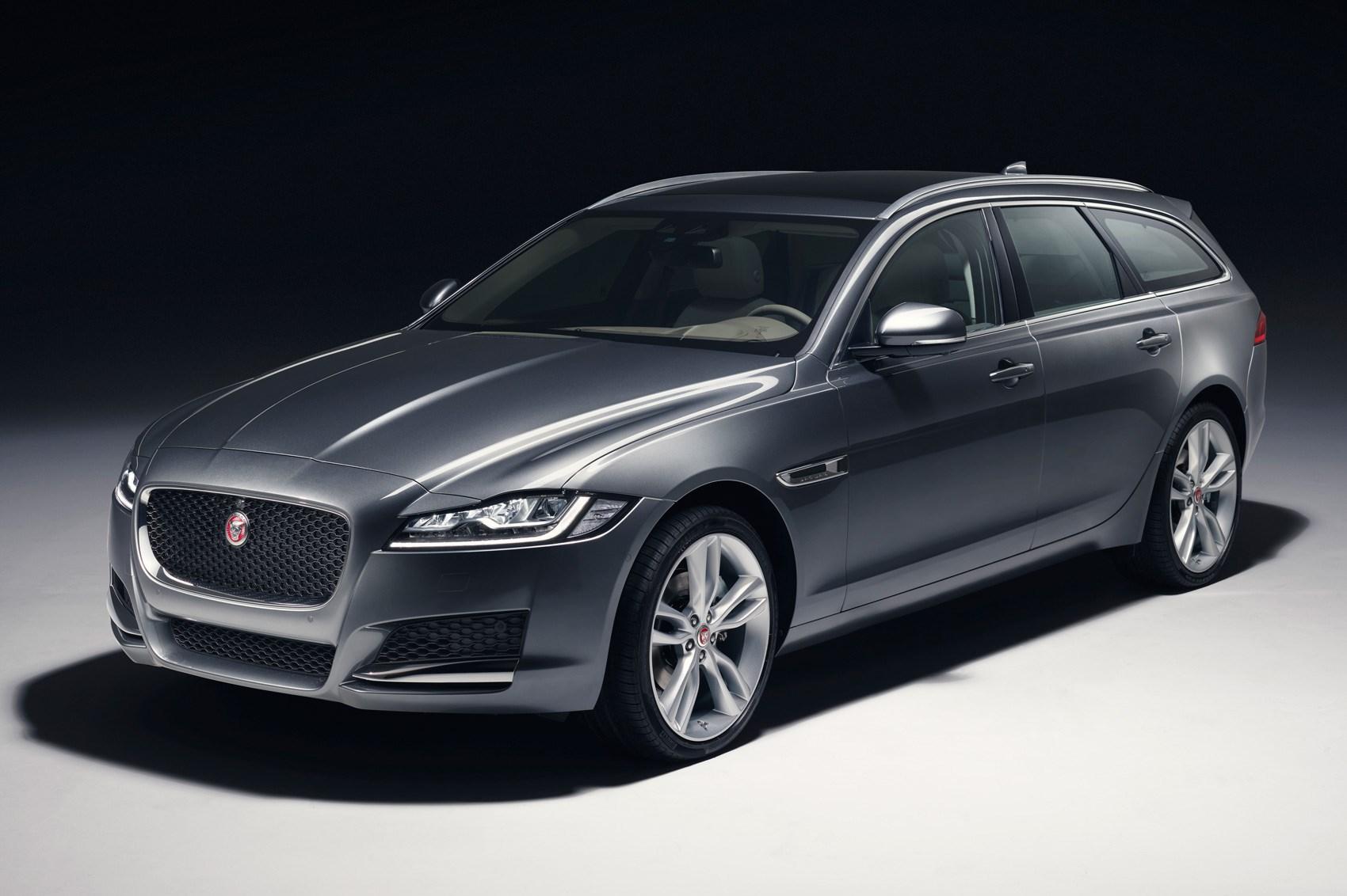 jaguar xf sportbrake revealed in full car magazine. Black Bedroom Furniture Sets. Home Design Ideas