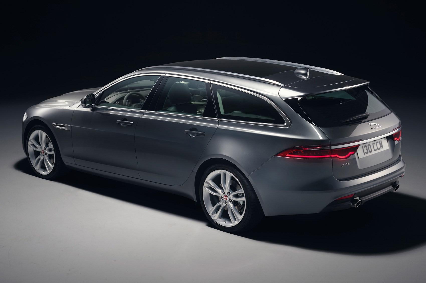 Jaguar XF Sportbrake revealed in full | CAR Magazine