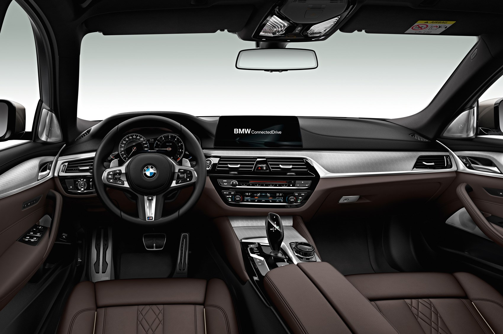 Quad Turbo Bmw M550d Xdrive Is Ultimate Diesel Q Car By