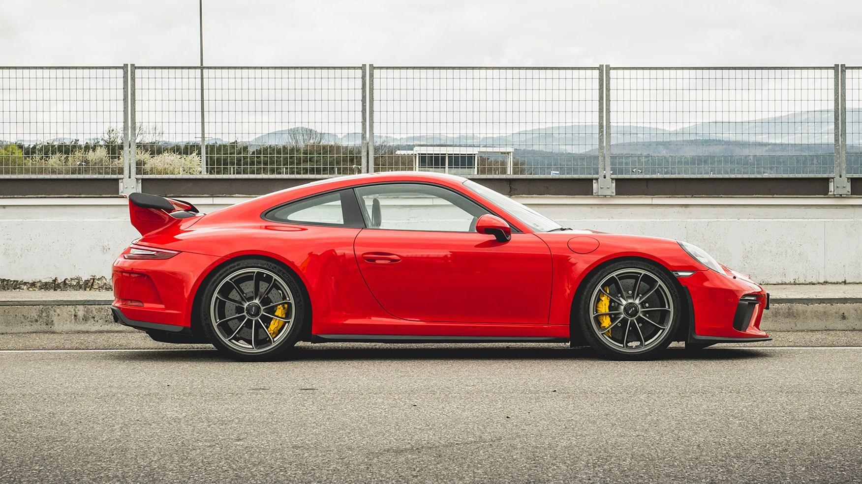 Porsche 911 Gt3 2017 Review By Car Magazine
