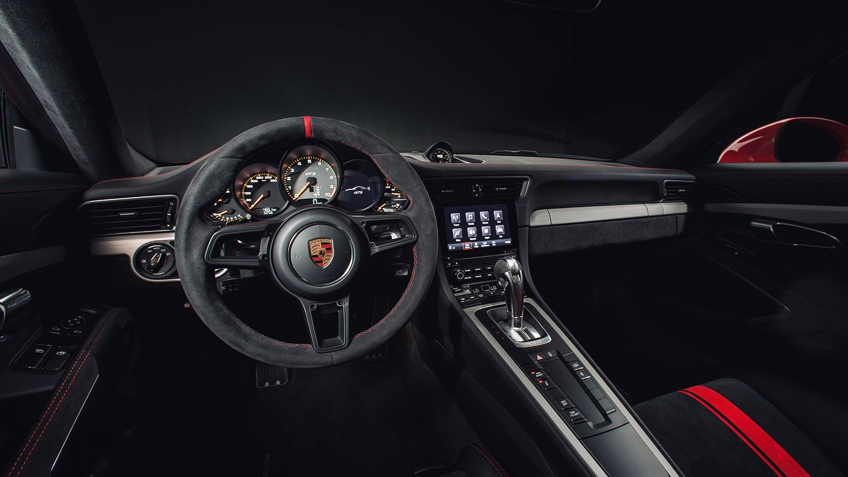 porsche 911 gt3 2017 review by car magazine. Black Bedroom Furniture Sets. Home Design Ideas