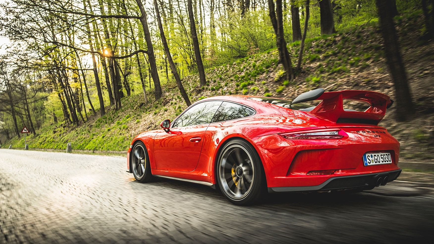 Porsche 911 Gt3 Review The Most Involving 911 Ever Goes