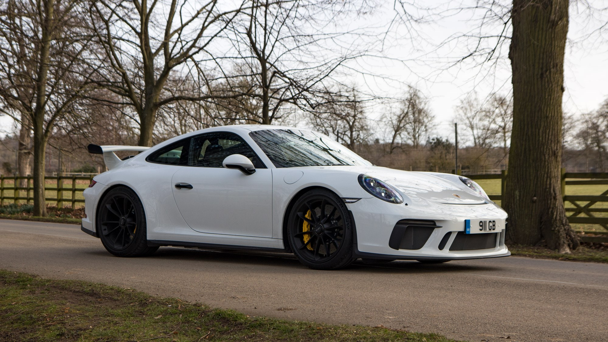 2018 Porsche 911 Gt3 >> Porsche 911 Gt3 Review The Most Involving 911 Ever Goes Manual