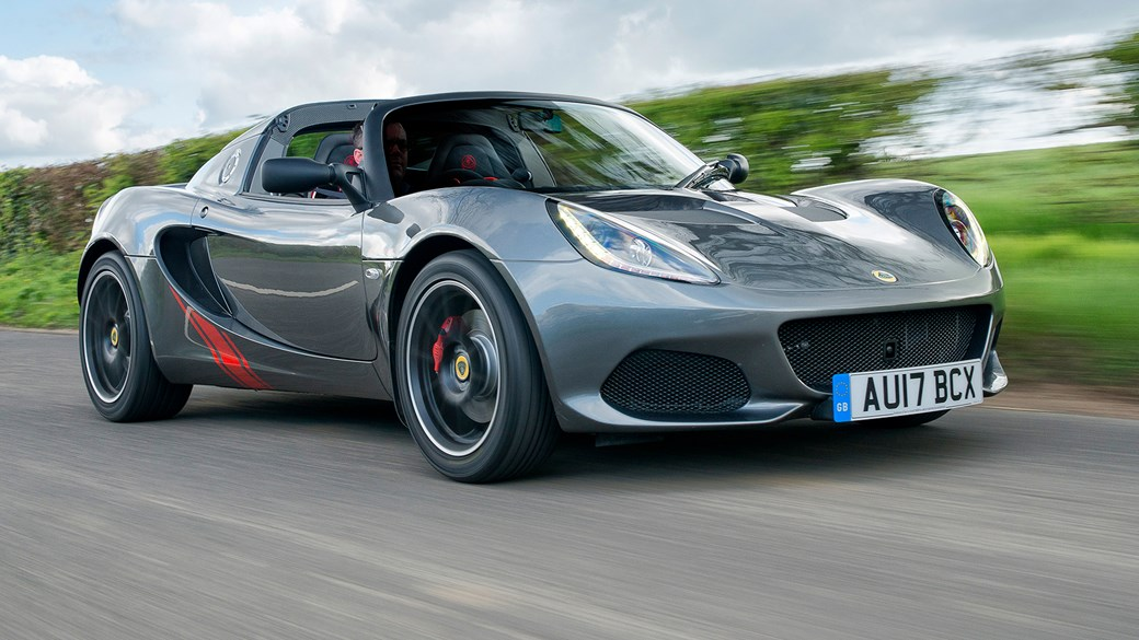 Lotus Elise Sprint 220 2017 Review