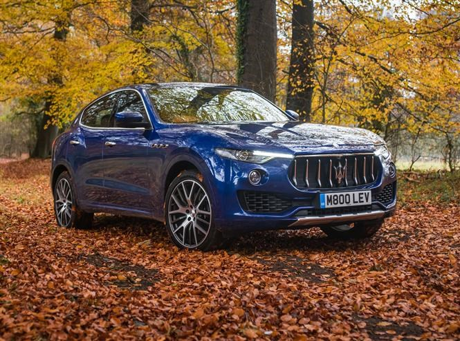 maserati levante now available with a petrol engine in. Black Bedroom Furniture Sets. Home Design Ideas