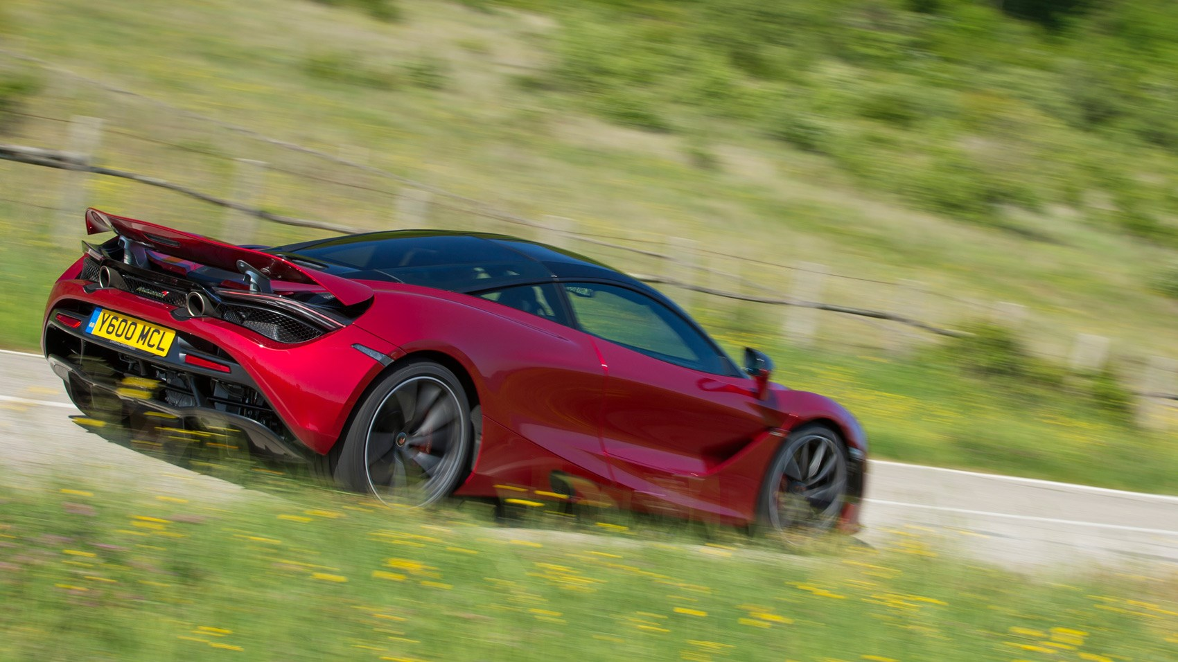 Mclaren 720s 2017 Review Car Magazine