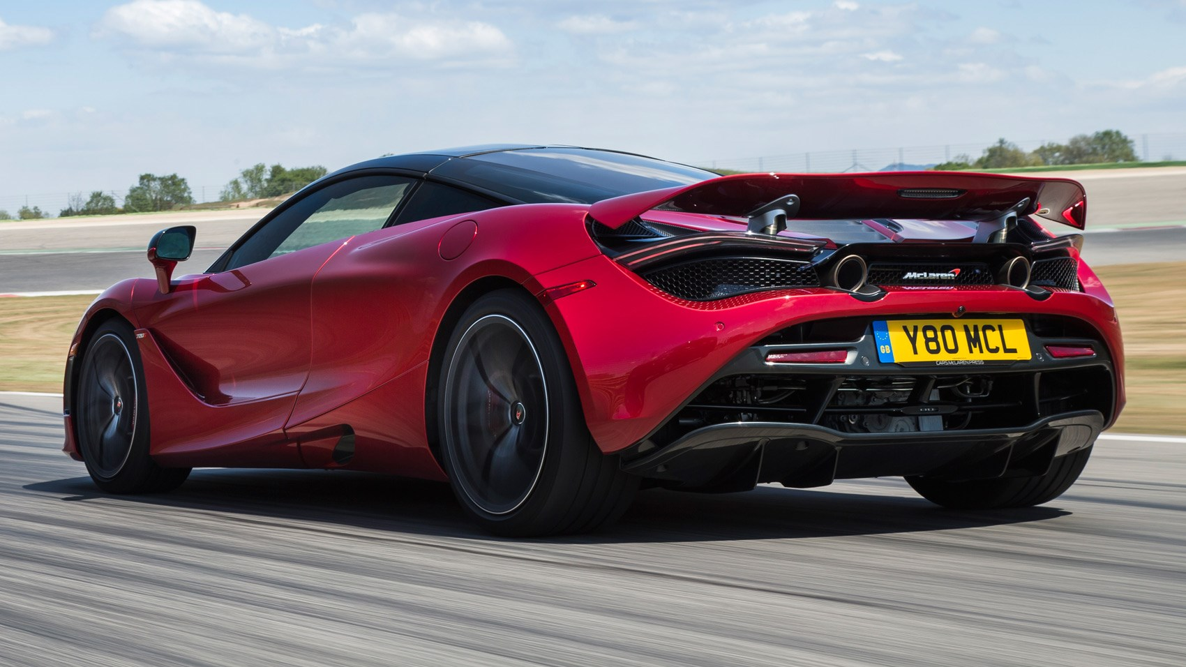 2014 Ferrari 458 Spider >> McLaren 720S (2017) review | CAR Magazine