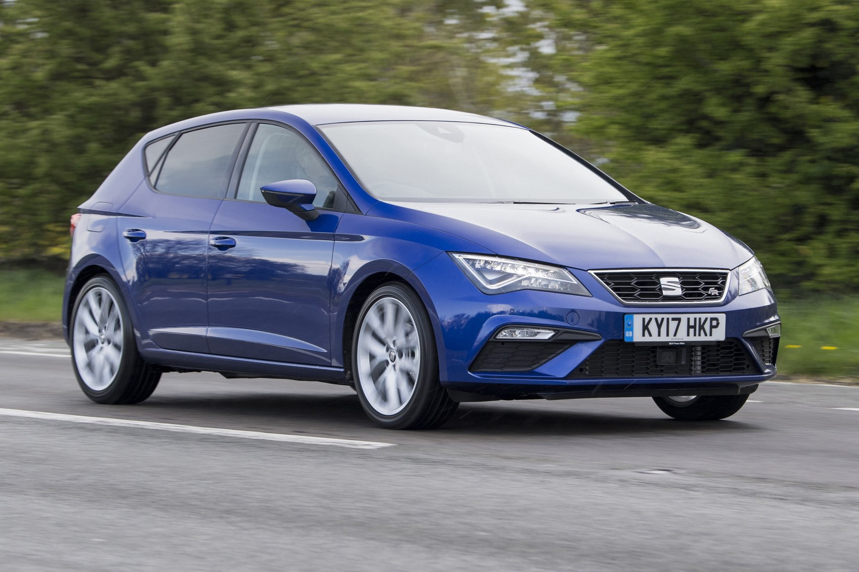 seat leon 1 4 tsi 150 fr technology 2017 review by car magazine. Black Bedroom Furniture Sets. Home Design Ideas
