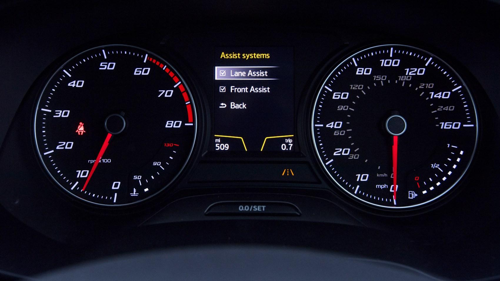 Seat Leon 1 4 Tsi 150 Fr Technology 2017 Review Car