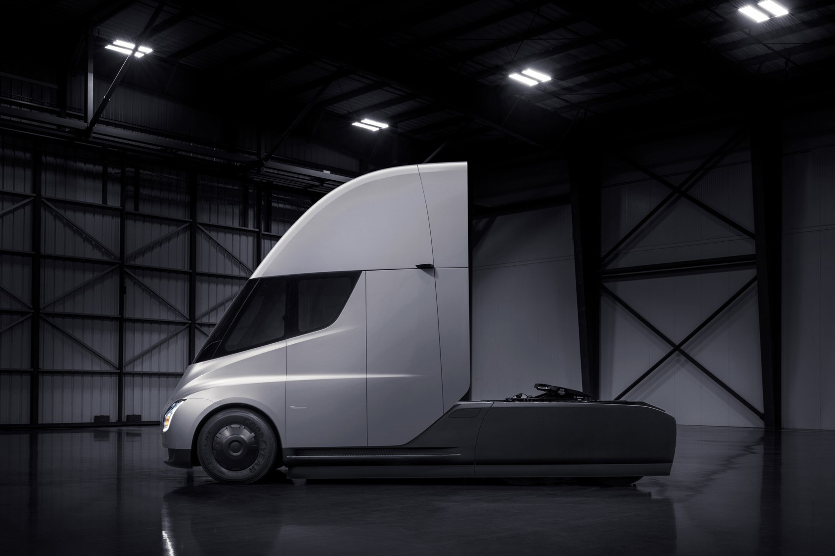 Tesla Electric Truck Details And Pictures By Car Magazine