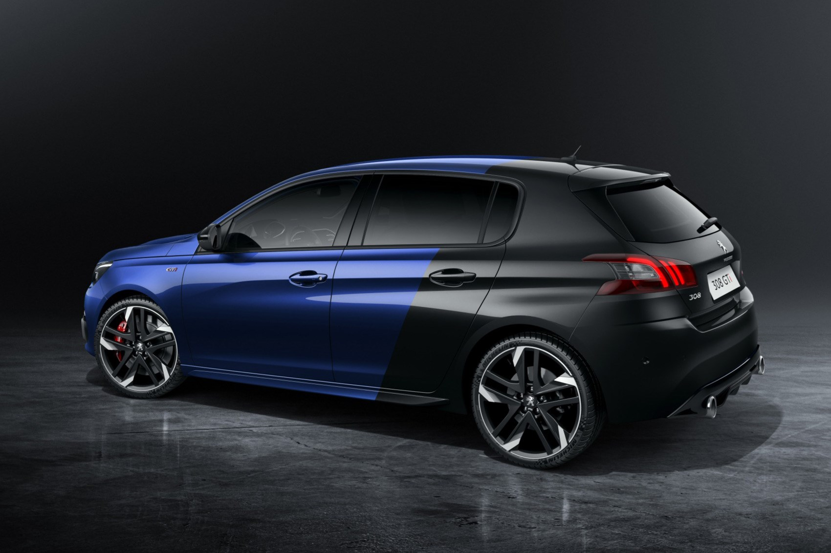 refreshed peugeot 308 hatch ready to pounce car magazine. Black Bedroom Furniture Sets. Home Design Ideas