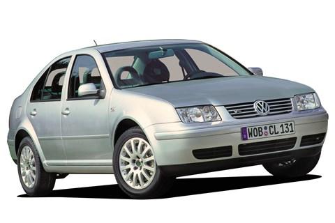 VW Bora V5
