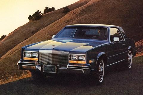 Cadillac Fleetwood 8-6-4