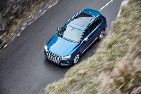 Audi SQ7: a rapid SUV
