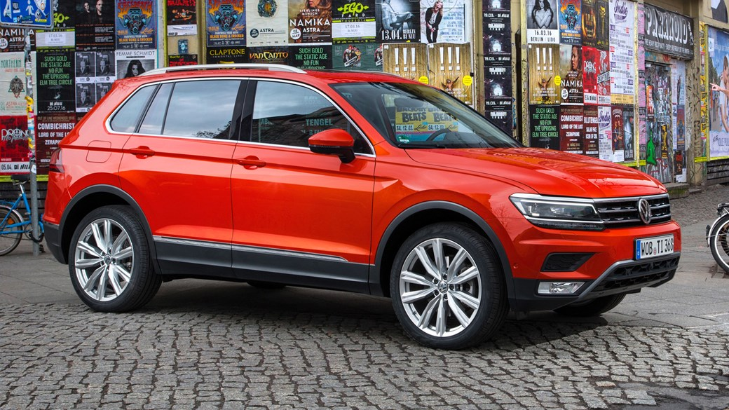 vw tiguan review 2017 future cars release date. Black Bedroom Furniture Sets. Home Design Ideas
