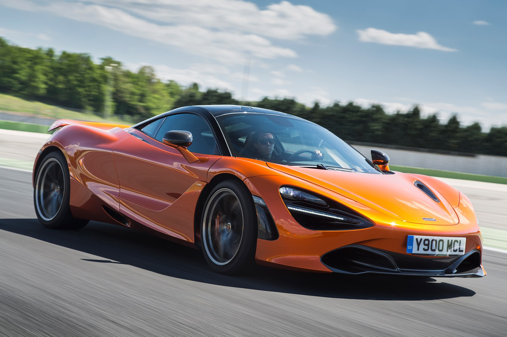 Mclaren 720s Reviewed By A Regular Driver More Ali G Than