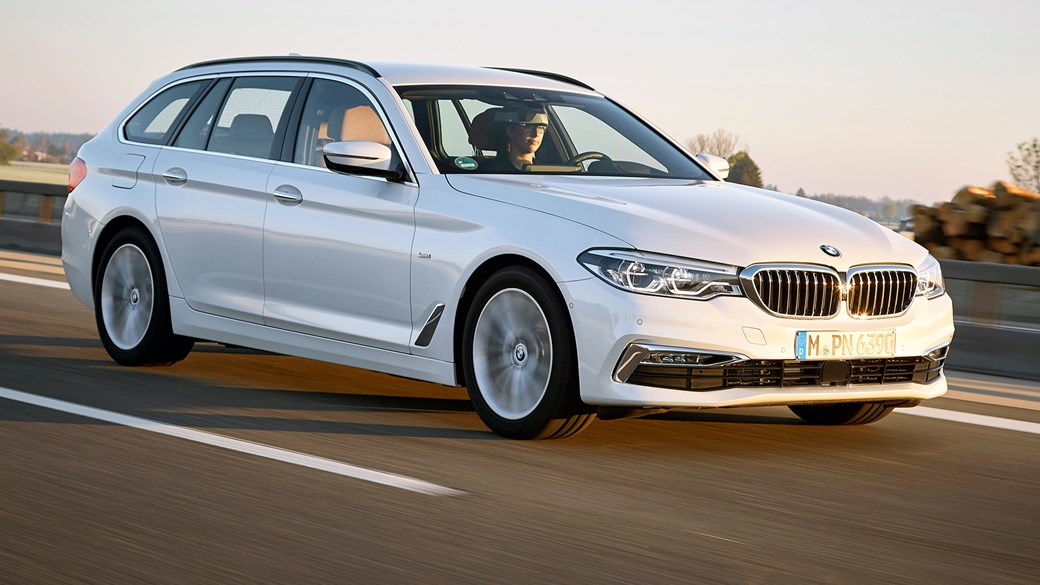 Bmw 5 Series Touring 2017 Review