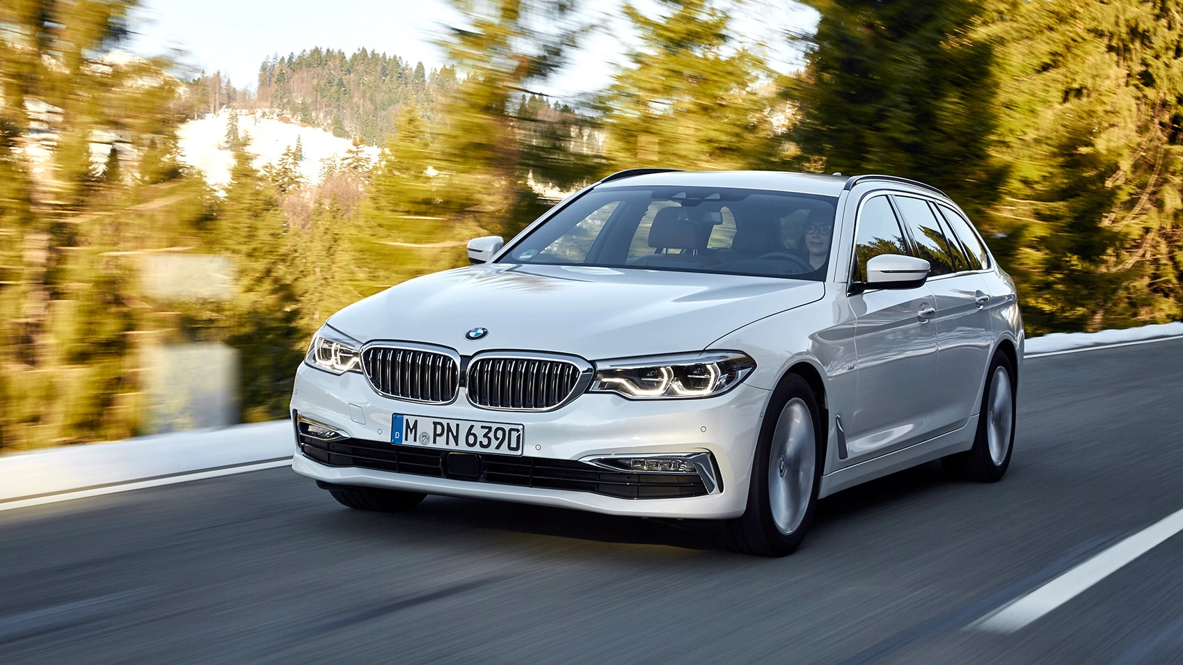 Bmw 5 Series Touring 2017 Review Car Magazine