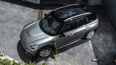 Mini Countryman Cooper S E All4 (2017) plug-in hybrid review