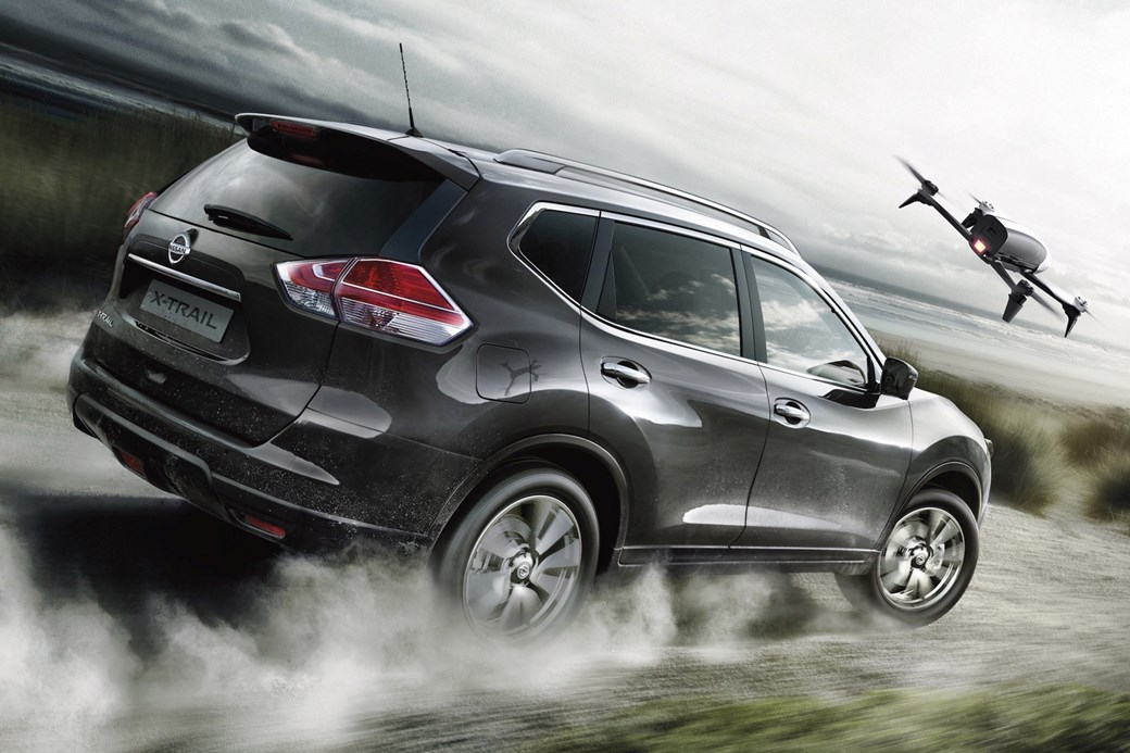 Nissan X Trail Facelift Pictures Specs And Details By Car
