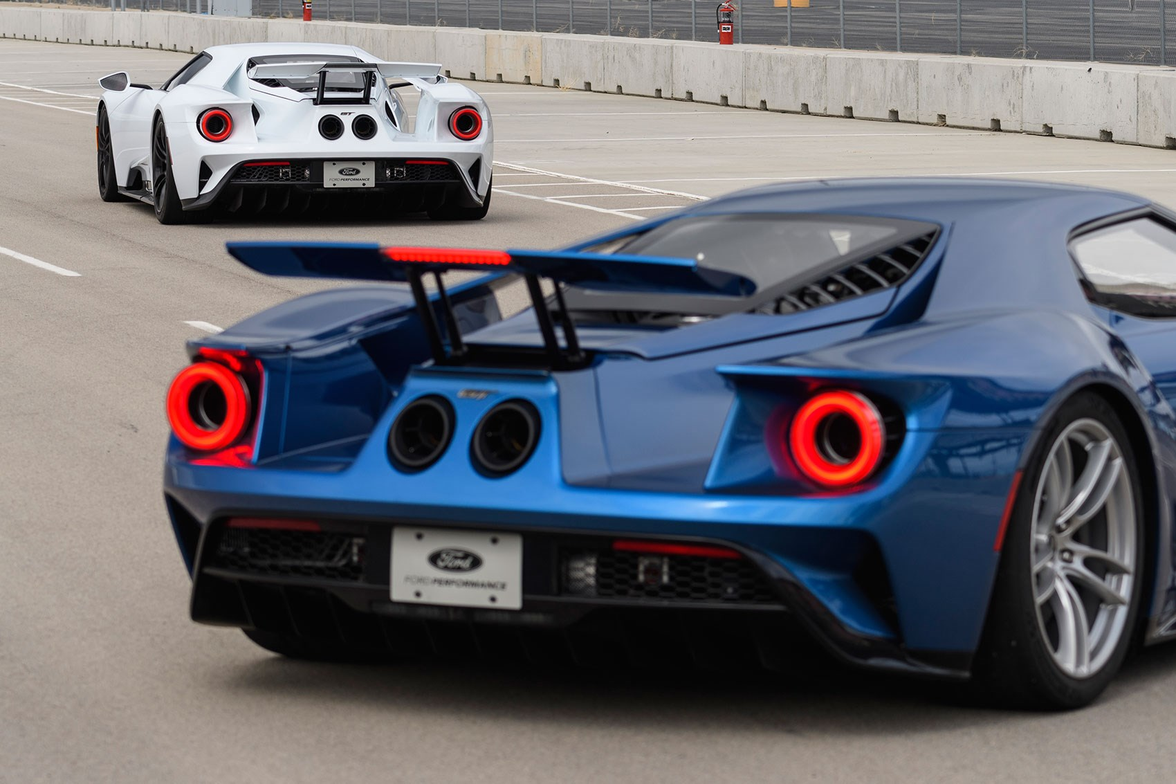 Ford GT: a pretty radical supercar