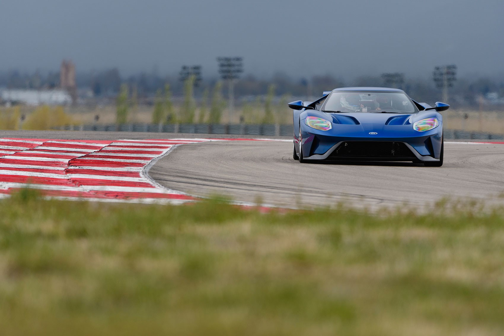 Ford GT supercar review