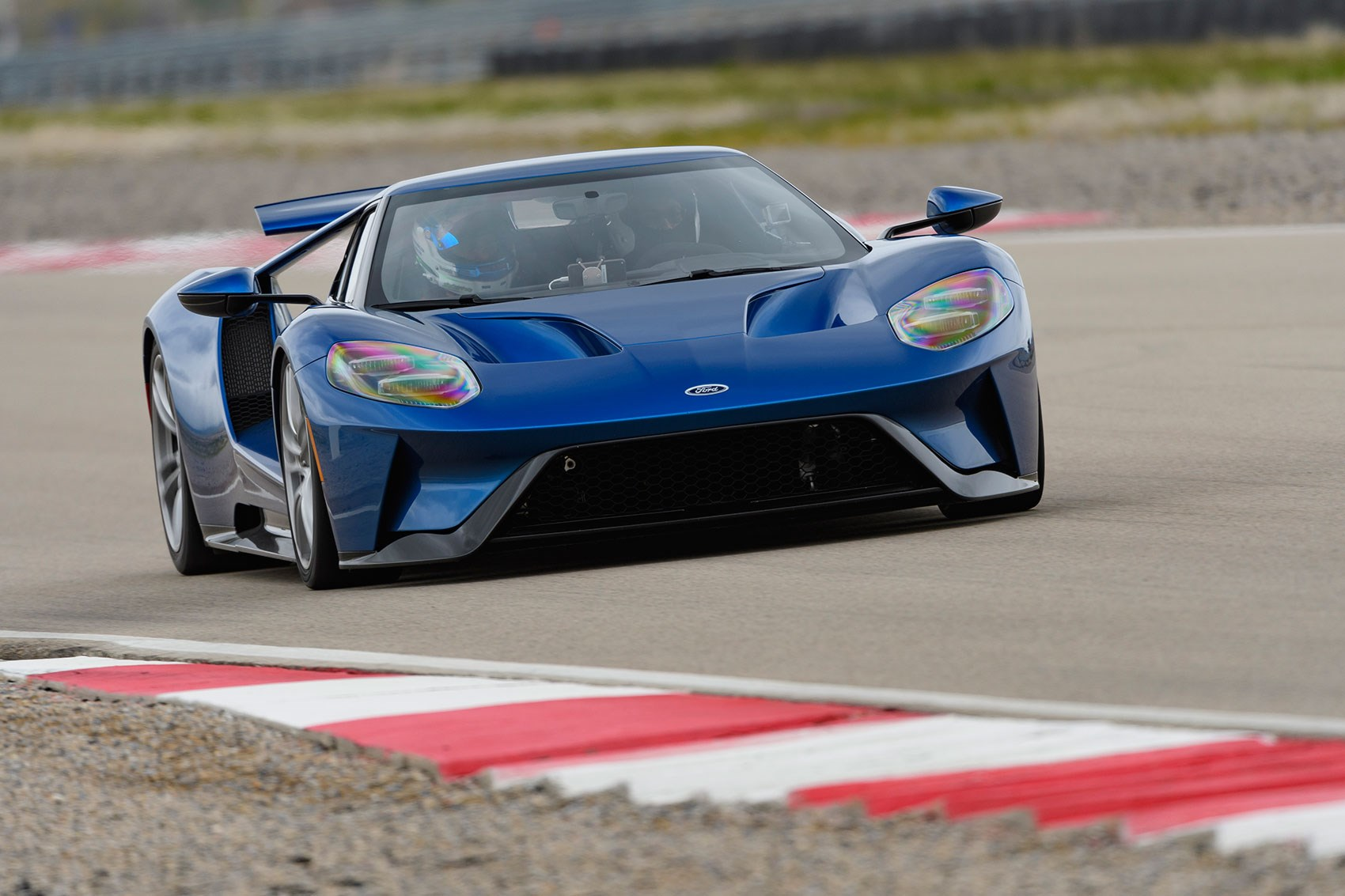 Ford GT: the new 2017 supercar