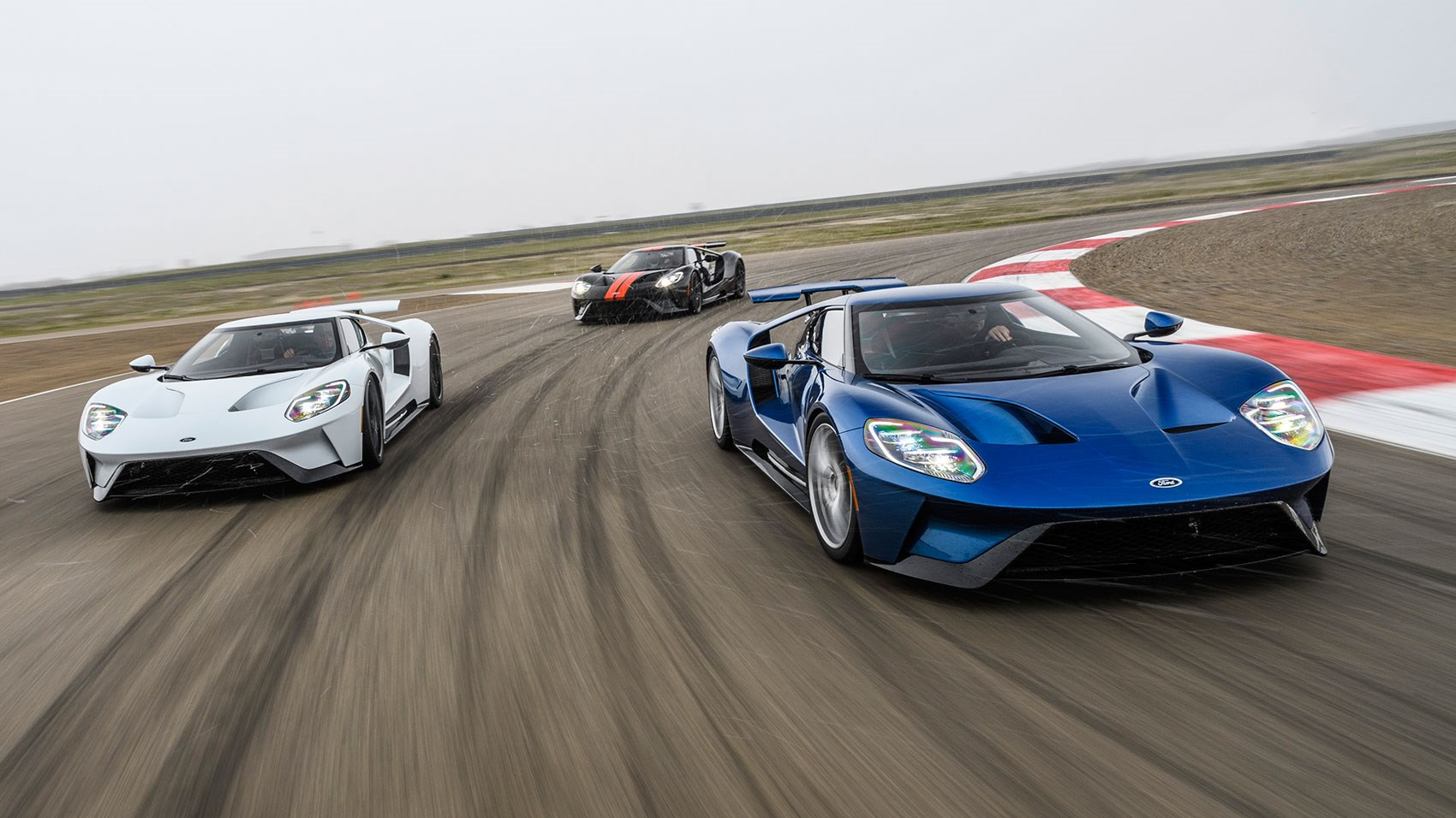 Gt Is Ferociously Quick A Trio Of Ford Gts