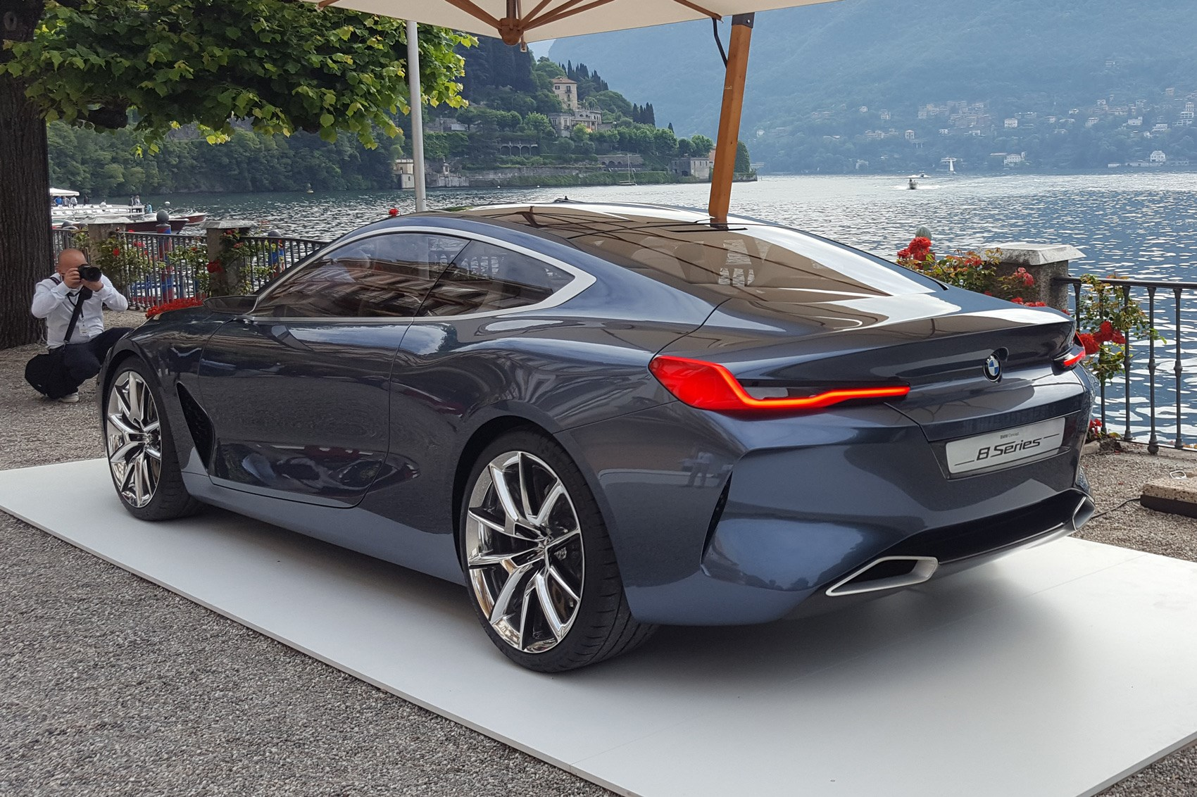 It S Back Bmw Concept 8 Series Previews New Plush Coupe Car Magazine